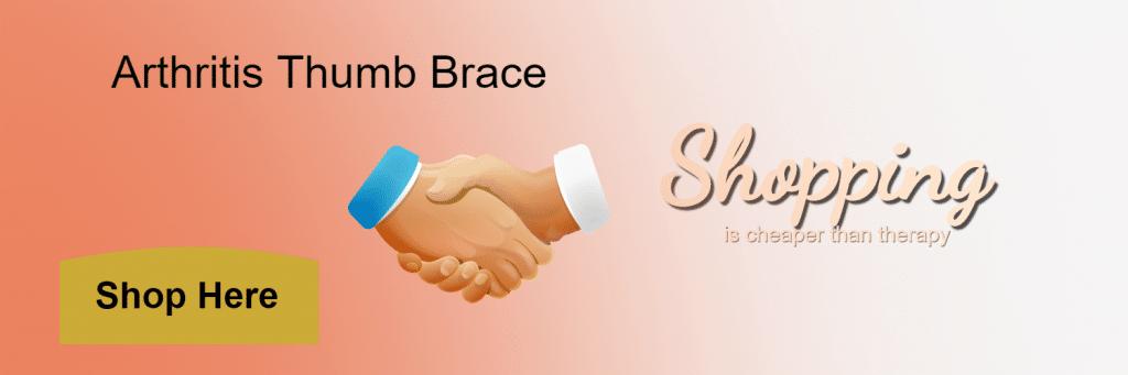 Arthritis Thumb Brace