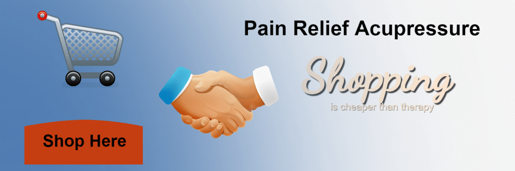 Pain Relief Acupressure